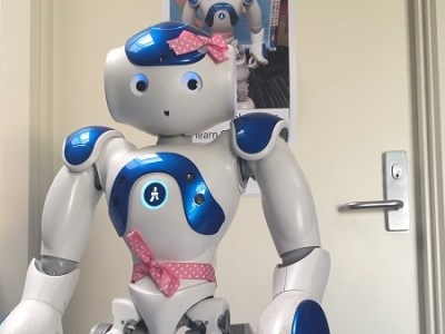 School Uses Robot To Revive Ancient Language