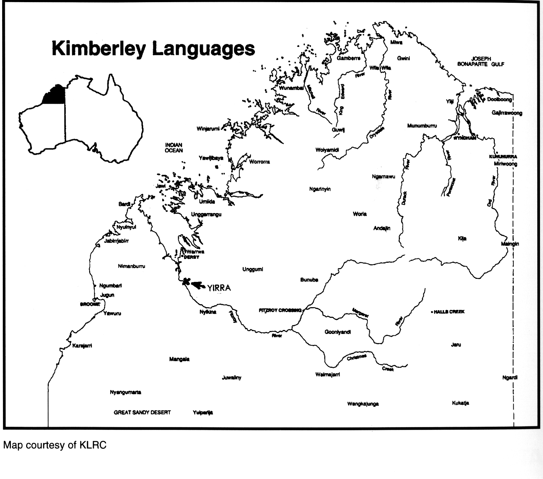 Kimberley Aboriginal Law and Culture Centre